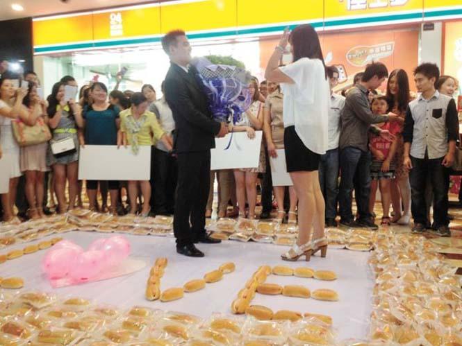 Πρόταση γάμου με 1000+1 hot dogs (3)