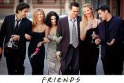 Οι πρωταγωνιστές από τα «Φιλαράκια» στο πρώτο και το τελευταίο επεισόδιο της σειράς (1)
