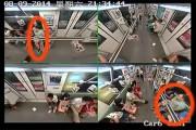 Δείτε πως αντέδρασαν οι κάτοικοι της Σανγκάη όταν λιποθύμησε ένας επιβάτης του μετρο