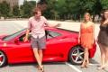Πως αντιδρούν οι άνδρες στη θέα δυο γυναικών με Ferrari; (Video)