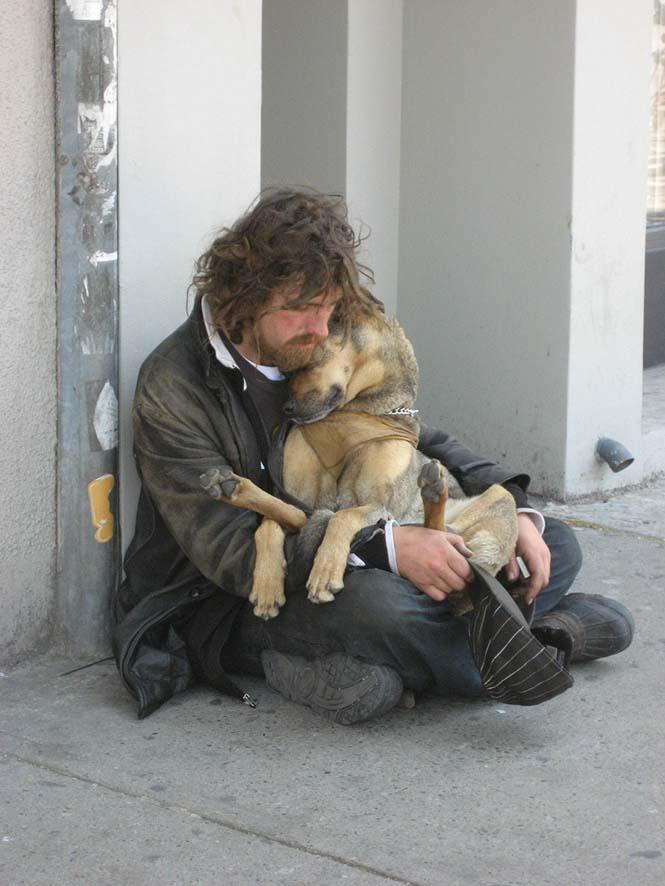 Σκύλοι με άστεγους ιδιοκτήτες (1)