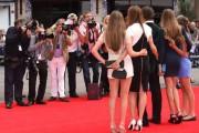 Ο Sylvester Stallone ποζάρει με την οικογένεια του (1)