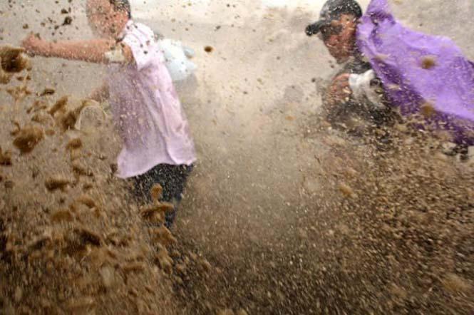 Τεράστιο παλιρροιακό κύμα στην Κίνα (3)