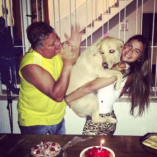 Υπέροχες φωτογραφίες σκύλων που αγκαλιάζουν τον άνθρωπο τους (1)