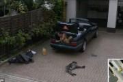 10 από τα πιο παράξενα πράγματα που υπάρχουν στο Google Street View