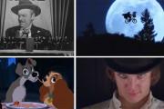 100 θρυλικές σκηνές του κινηματογράφου