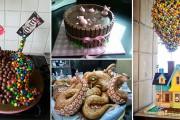 25 τούρτες έργα τεχνης που θα λυπόσουν να φας