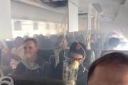 Αναγκαστική προσγείωση σε συγκλονιστικό βίντεο