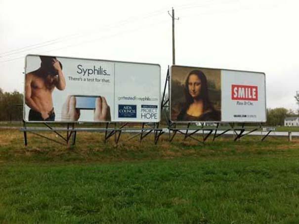 Ατυχώς τοποθετημένες διαφημίσεις (9)
