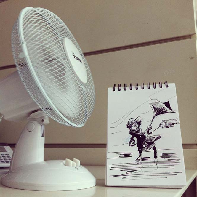 Cartoonbombing από τον Troqman (14)