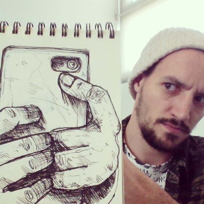 Cartoonbombing από τον Troqman (23)