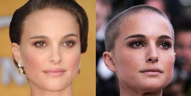 Διάσημοι χωρίς μαλλιά (3)