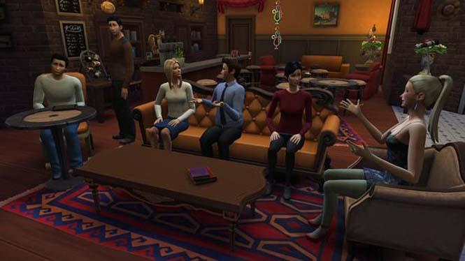 Δημιούργησε τα Φιλαράκια στο The Sims 4 (10)