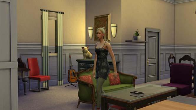 Δημιούργησε τα Φιλαράκια στο The Sims 4 (9)