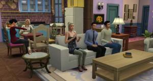 Gamer δημιούργησε με εντυπωσιακή λεπτομέρεια τα Φιλαράκια στο The Sims 4