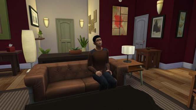 Δημιούργησε τα Φιλαράκια στο The Sims 4 (8)
