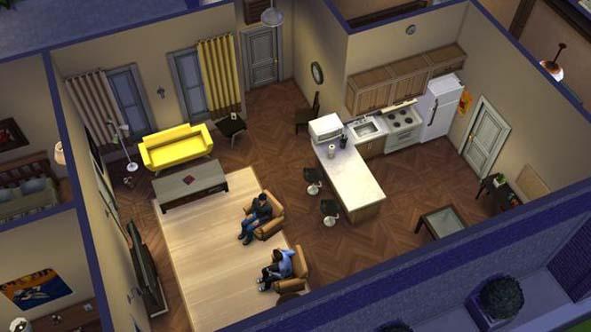 Δημιούργησε τα Φιλαράκια στο The Sims 4 (7)