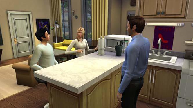 Δημιούργησε τα Φιλαράκια στο The Sims 4 (6)