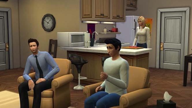 Δημιούργησε τα Φιλαράκια στο The Sims 4 (5)