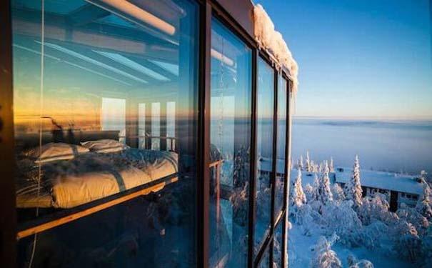 Δωμάτια ξενοδοχείων με απίστευτη θέα (4)