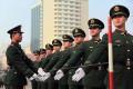 Η εκπαίδευση – μαρτύριο της κινέζικης αστυνομίας για την στρατιωτική παρέλαση