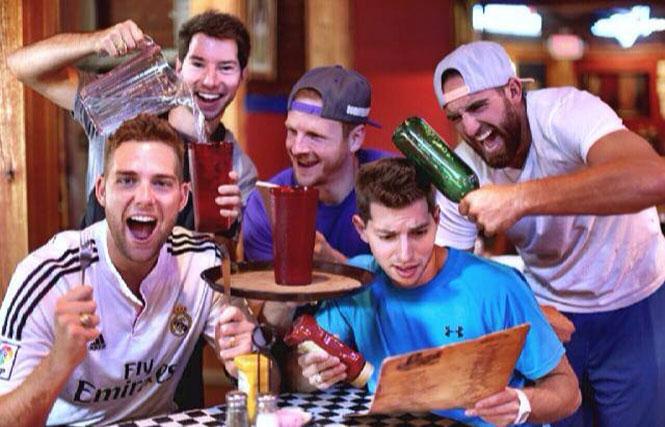 Ενοχλητικοί τύποι σε εστιατόριο