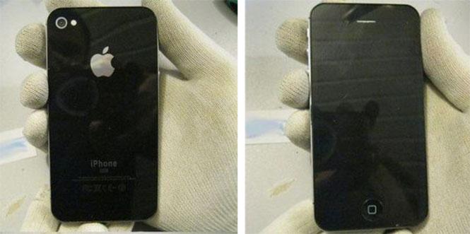 Το εσωτερικό ενός ψεύτικου iPhone (1)
