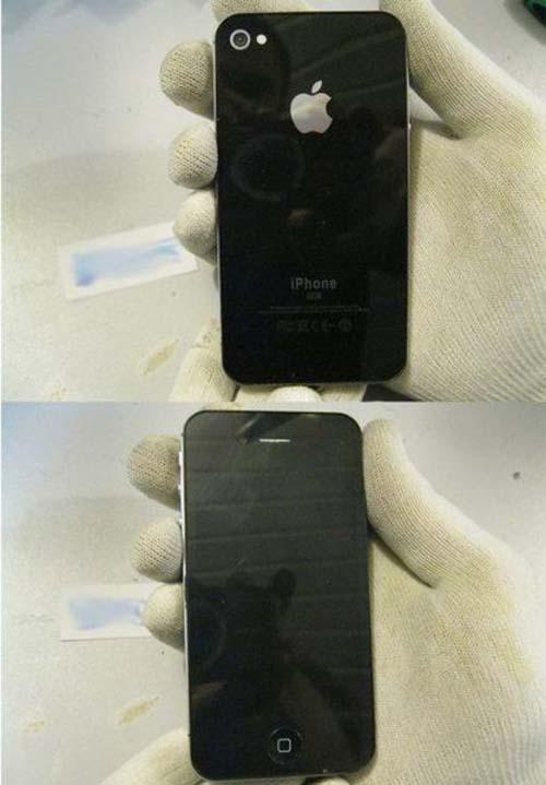 Το εσωτερικό ενός ψεύτικου iPhone (2)
