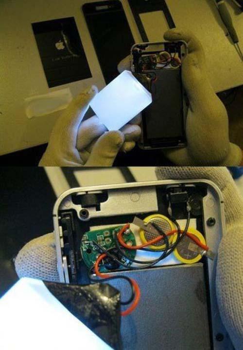 Το εσωτερικό ενός ψεύτικου iPhone (6)
