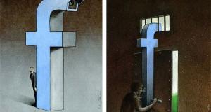 Το Facebook μέσα από 9 έξυπνα σκίτσα που θα σας βάλουν σε σκέψεις