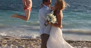 25+1 γαμήλια photobombs