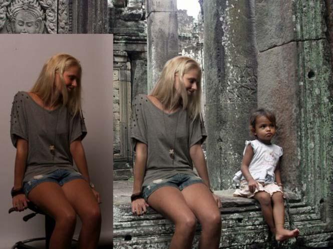Γυναίκα προσποιήθηκε ολόκληρο ταξίδι διακοπών στην Ασία (4)