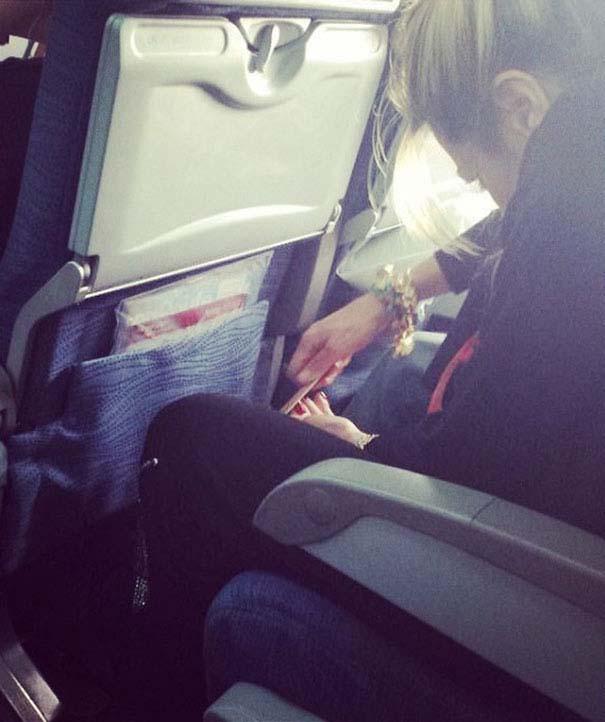 «Κάφροι» που μπορεί να συναντήσεις σε μια πτήση (22)