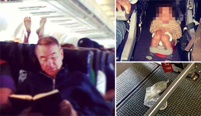 «Κάφροι» που μπορεί να συναντήσεις σε μια πτήση (1)