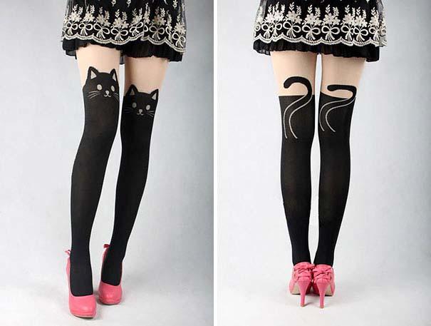 Κάλτσες και καλσόν που ξεφεύγουν εντελώς από τα συνηθισμένα (3)
