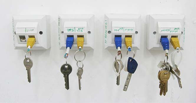 Κλειδοθήκες (8)