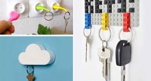 19 πρωτότυπες και δημιουργικές κλειδοθήκες
