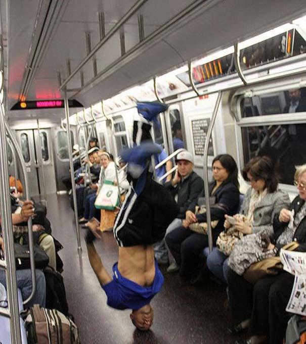 Παράξενες και κωμικοτραγικές φωτογραφίες στα μέσα μεταφοράς (7)