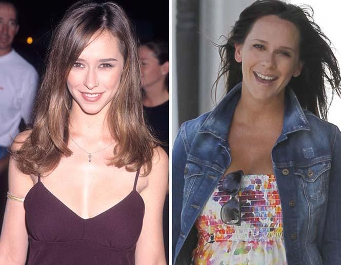 Μεγάλες σταρ των 90s τότε και τώρα (9)
