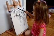 Μητέρα μετατρέπει τα σκίτσα της 2χρονης κόρης της σε πίνακες ζωγραφικής (7)