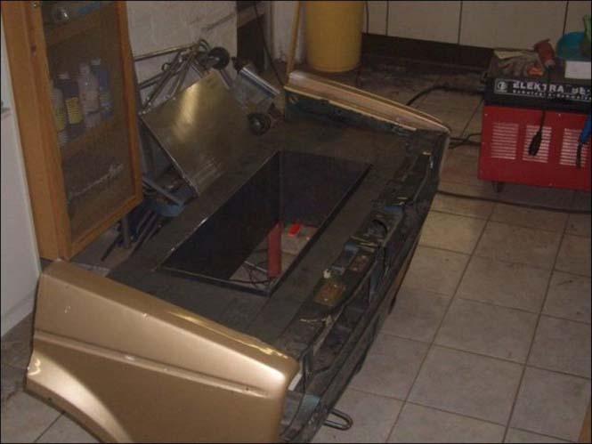 Μετατρέποντας ένα παλιό Volkswagen σε barbeque (6)