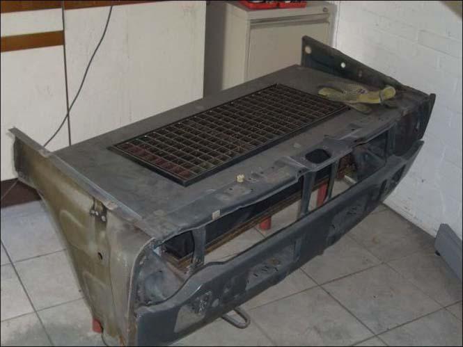 Μετατρέποντας ένα παλιό Volkswagen σε barbeque (7)
