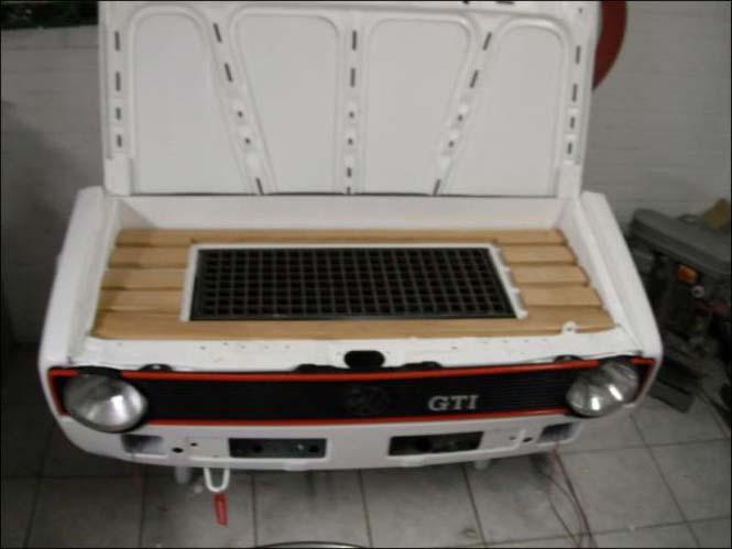 Μετατρέποντας ένα παλιό Volkswagen σε barbeque (13)