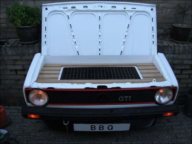 Μετατρέποντας ένα παλιό Volkswagen σε barbeque (15)