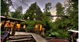 Montana Magica Hotel: Ένα μοναδικό ξενοδοχείο «ηφαίστειο» στα δάση της Χιλής