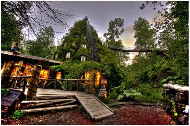 Montana Magica Hotel στη Χιλή (1)