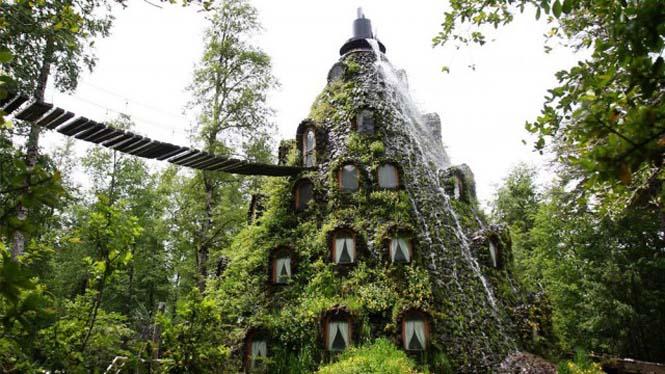 Montana Magica Hotel στη Χιλή (3)