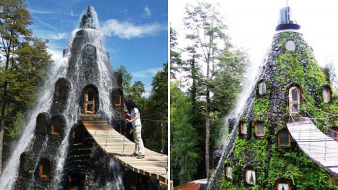 Montana Magica Hotel στη Χιλή (10)