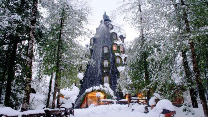 Montana Magica Hotel στη Χιλή (11)
