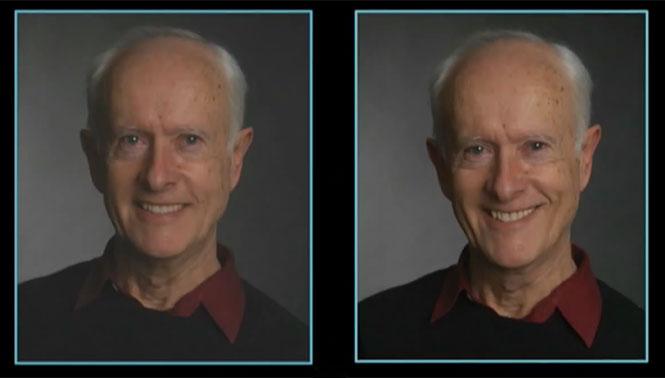 Μπορείτε να αναγνωρίσετε ένα ψεύτικο χαμόγελο;